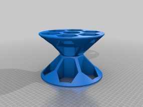 挤出器 3D模型