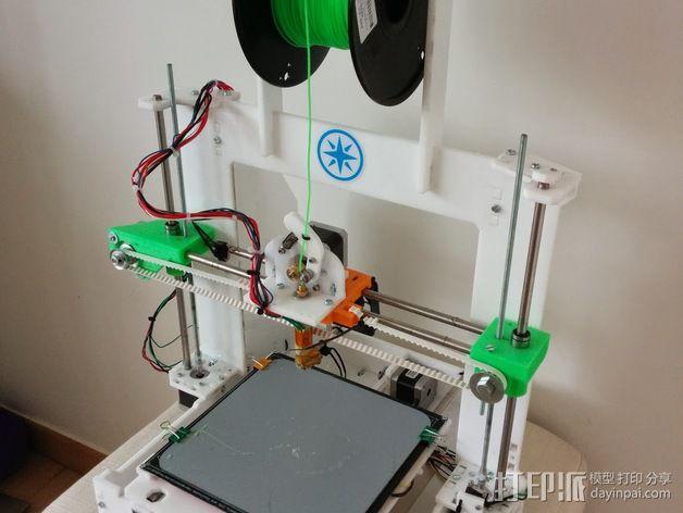 Graber++ 3D模型  图4