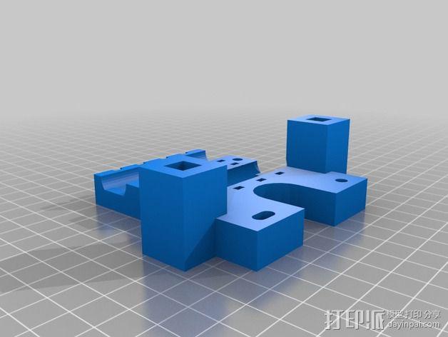 Graber++ 3D模型  图3