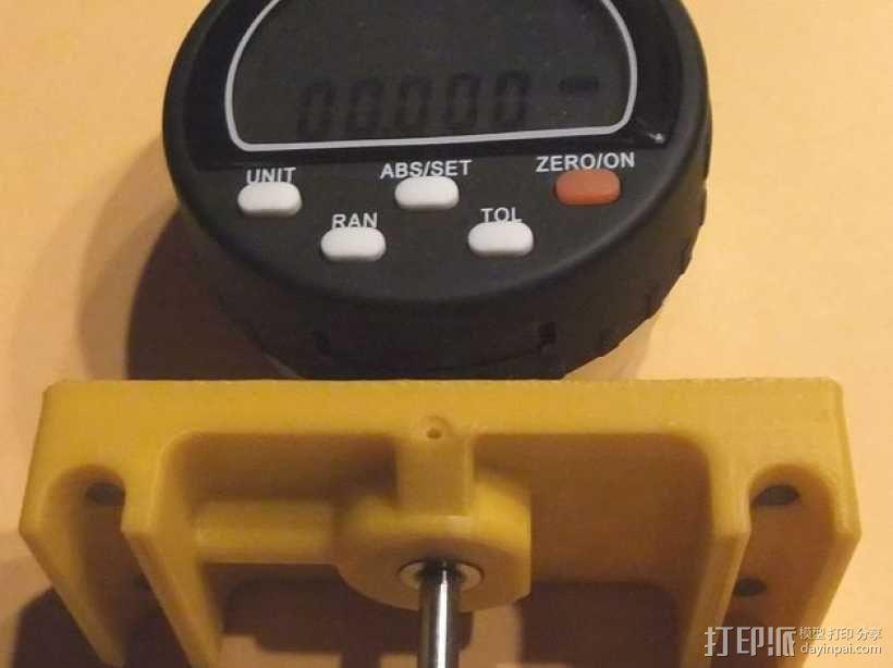 MakerBot Replicator 2X支架 3D模型  图1