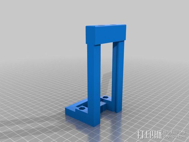 Prusa i3工具架 3D模型  图4