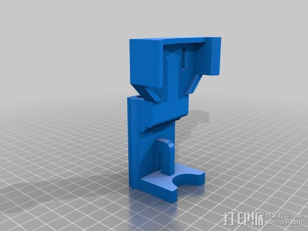Prusa i3工具架 3D模型  图5