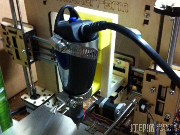 Prusa i3工具架 3D模型  图11