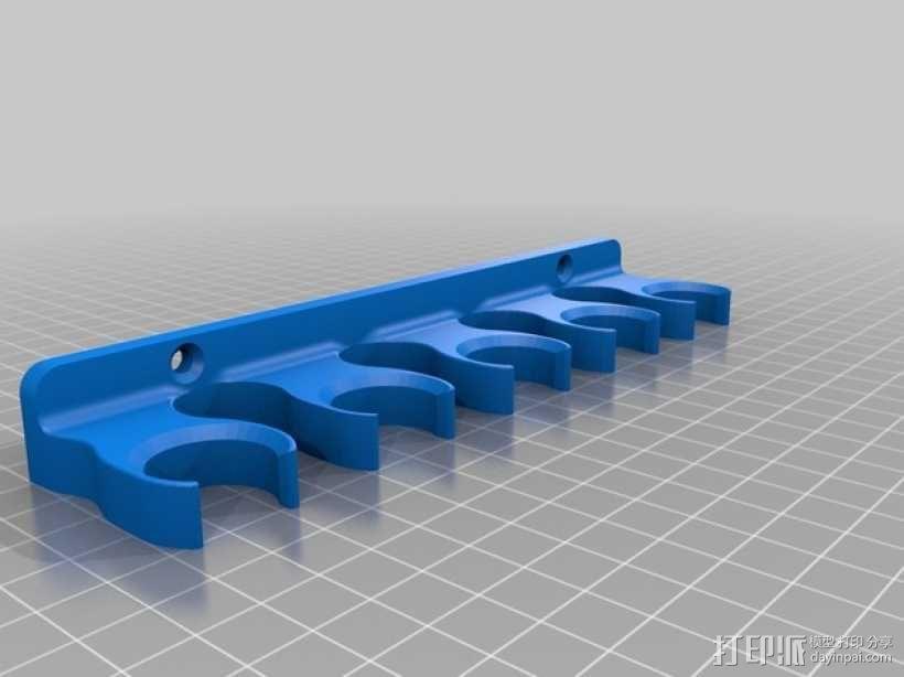 多用支架 3D模型  图3