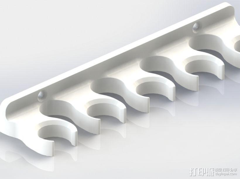 多用支架 3D模型  图2