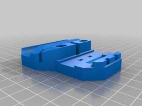 Prusa i3 适配器 3D模型