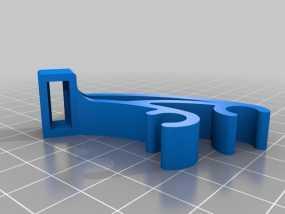 Prusa i3 驱动器 3D模型