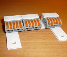WAGO 222 3D模型