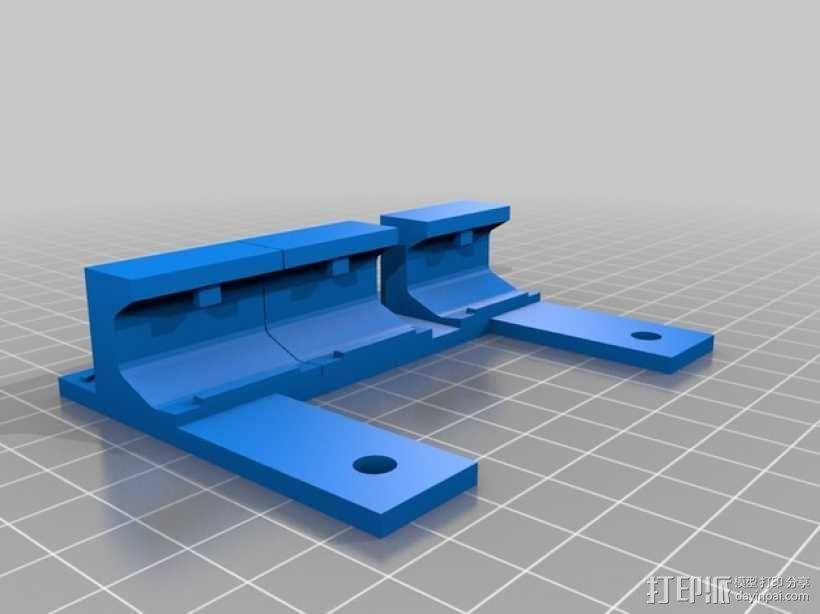 WAGO 222 3D模型  图2