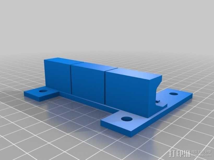 WAGO 222 3D模型  图3