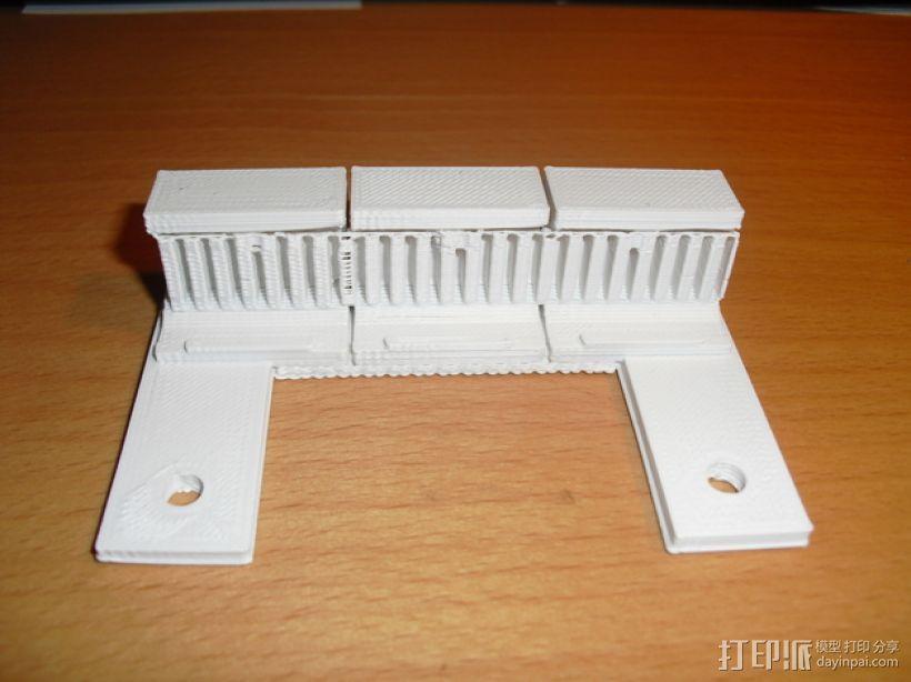 WAGO 222 3D模型  图6