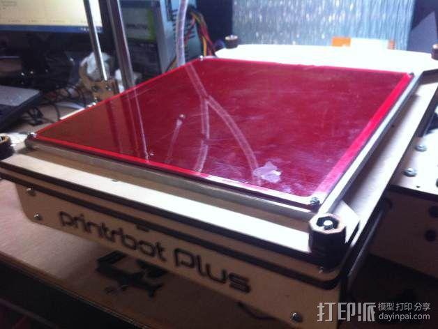 V2适配器 3D模型  图1