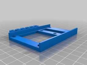 MEGA 2560 适配器 3D模型