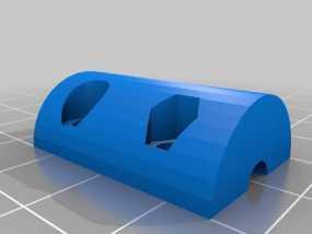 Z轴螺旋杆 3D模型