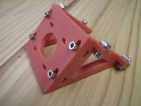 NEMA 17 挤压器 3D模型