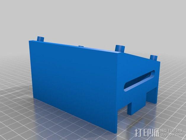 Azteeg X3  3D模型  图2