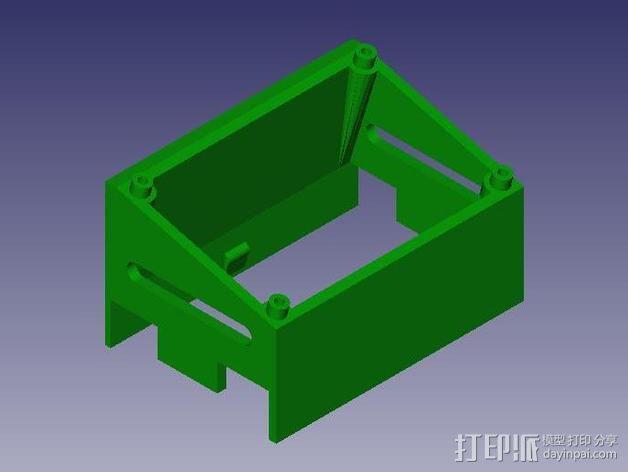 Azteeg X3  3D模型  图4