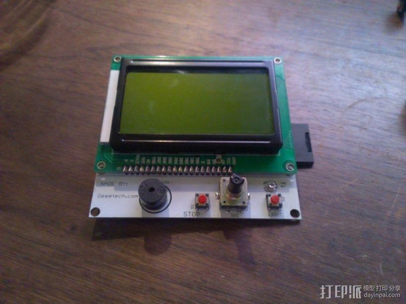 控制器 3D模型  图1