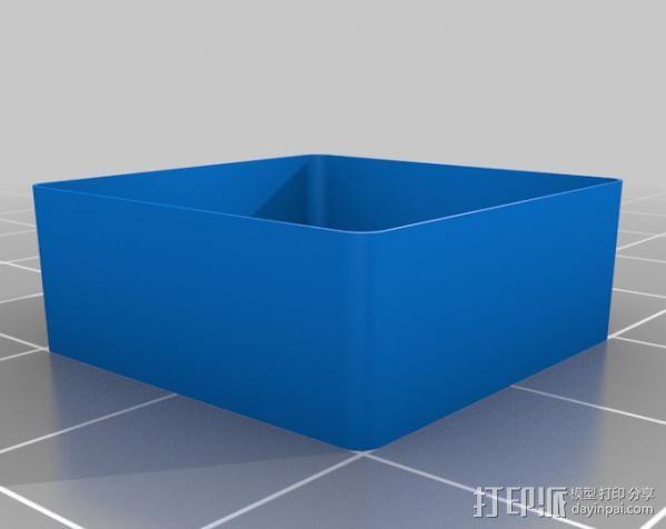 校准器 3D模型  图1