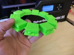 支架 3D模型