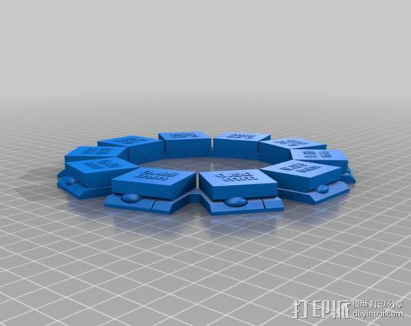 支架 3D模型  图5