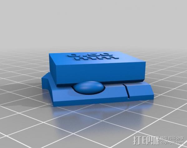 支架 3D模型  图6