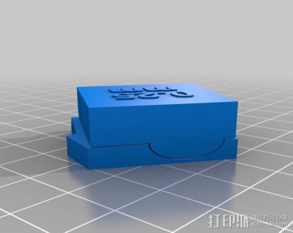 支架 3D模型  图7