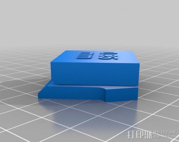 支架 3D模型  图11