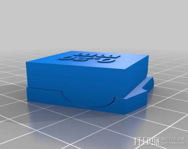 支架 3D模型  图10