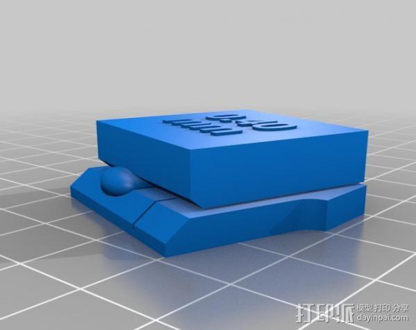 支架 3D模型  图15