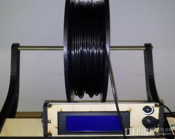 Prusa I3 线轴座 3D模型  图5