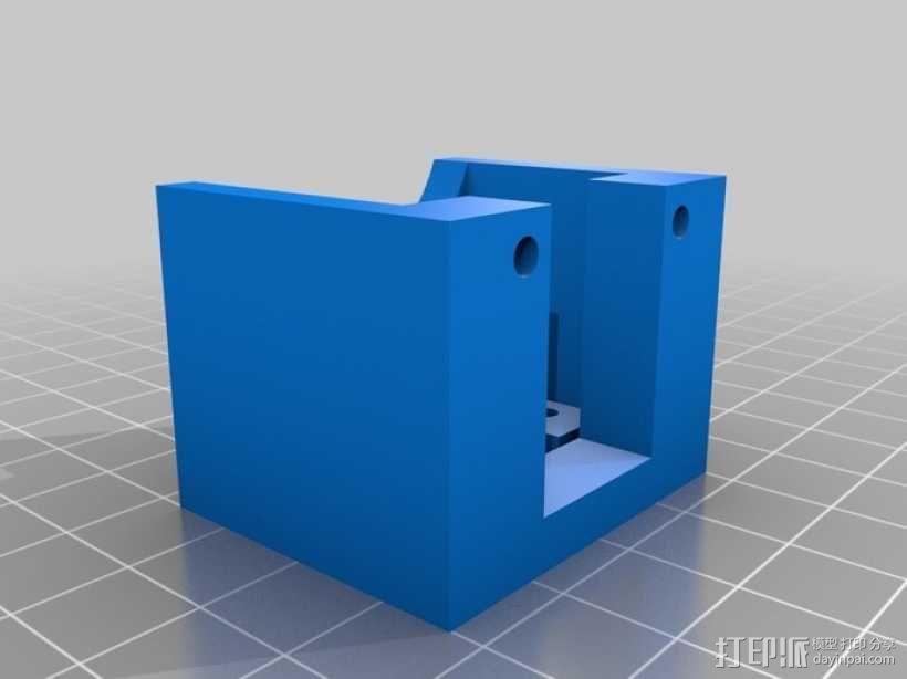 USB支架 3D模型  图2