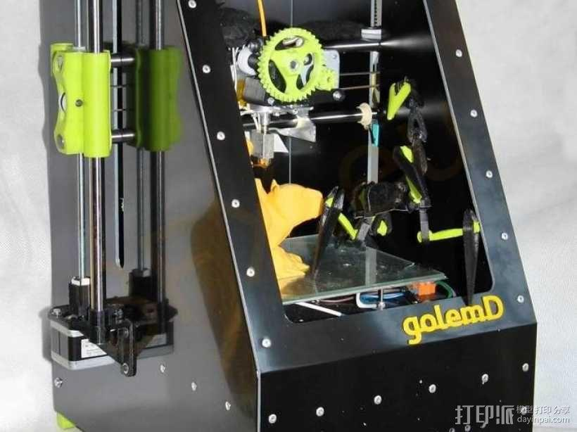 3d打印机外壳 3D模型  图1