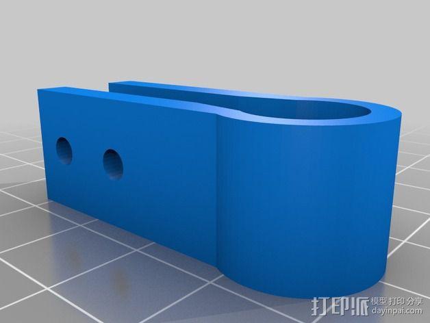 3d打印机外壳 3D模型  图3
