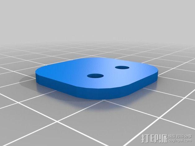 3d打印机外壳 3D模型  图4