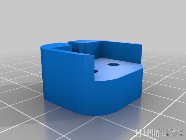 3d打印机外壳 3D模型  图5