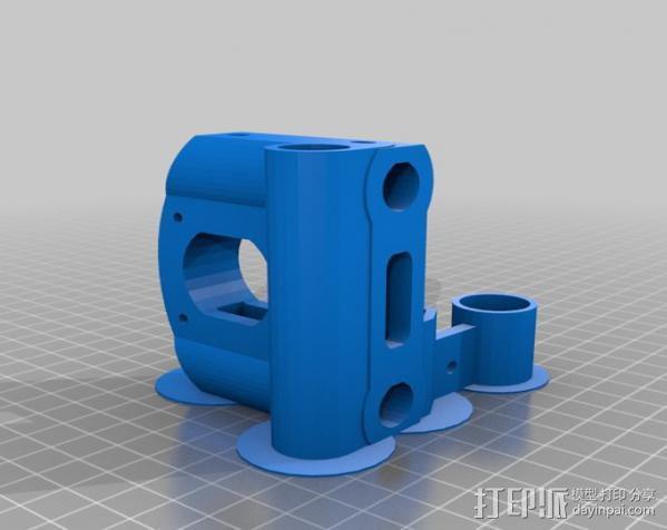 3d打印机外壳 3D模型  图8