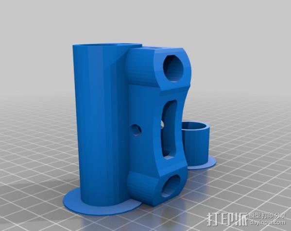 3d打印机外壳 3D模型  图9