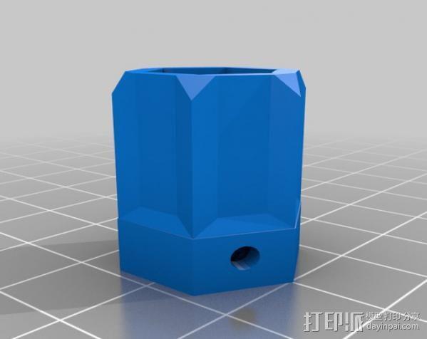 3d打印机外壳 3D模型  图11