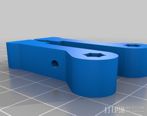 3d打印机外壳 3D模型  图16