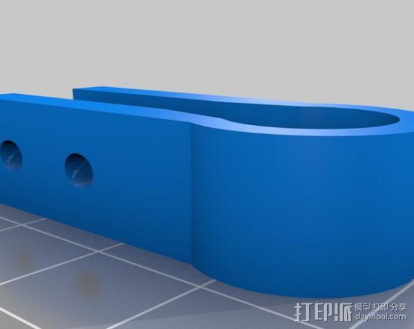 3d打印机外壳 3D模型  图17