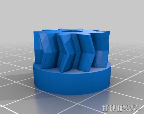 3d打印机外壳 3D模型  图19