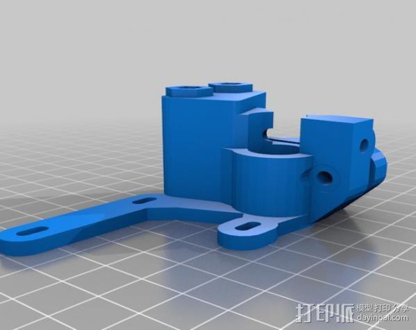 3d打印机外壳 3D模型  图18