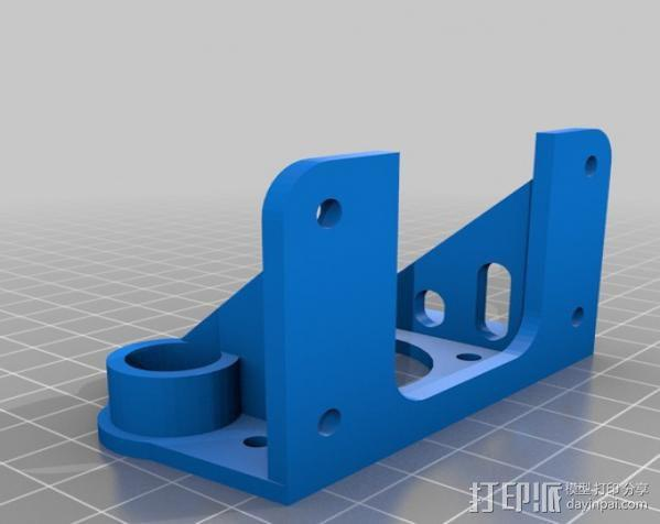 3d打印机外壳 3D模型  图25