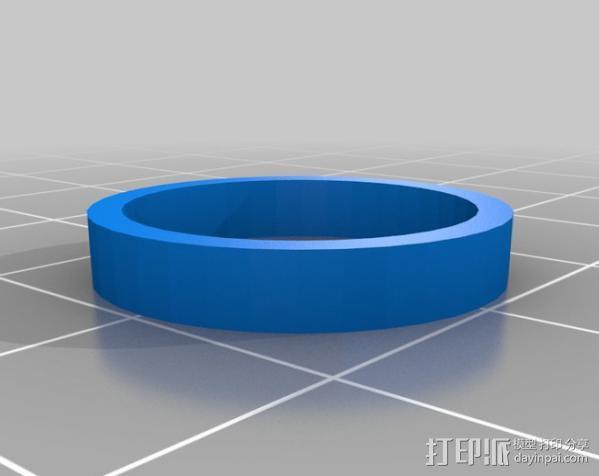 3d打印机外壳 3D模型  图26