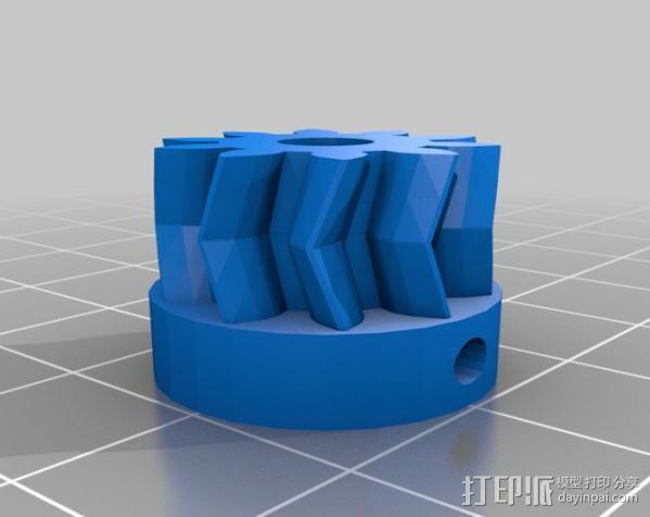 3d打印机外壳 3D模型  图30
