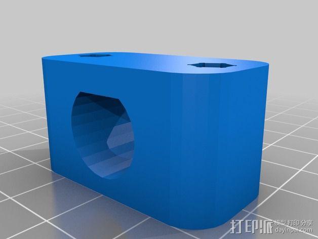 3d打印机外壳 3D模型  图31