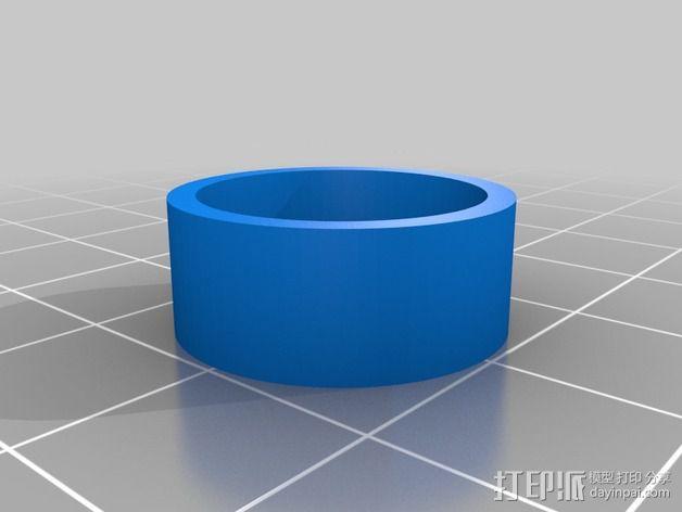 3d打印机外壳 3D模型  图34