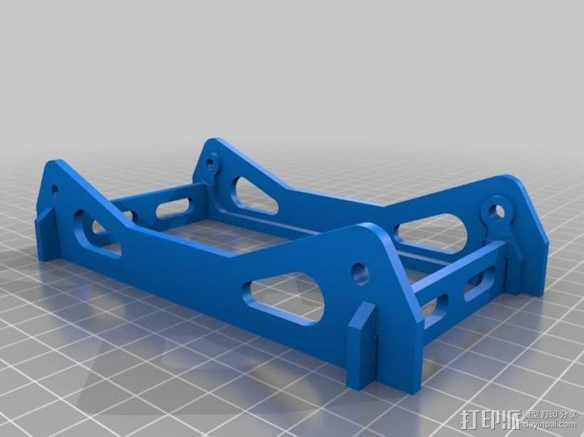 624z滚轴 3D模型  图2