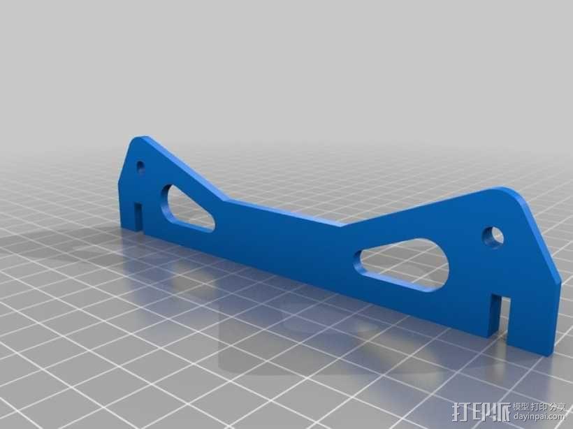 624z滚轴 3D模型  图3